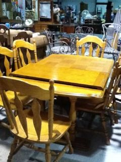 Dinning Room Tables and Chairs (Bogalusa LA)