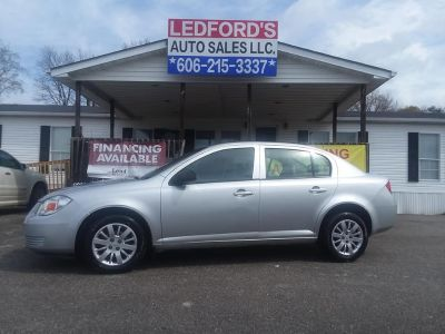 2009 Chevrolet Cobalt LS (Silver)