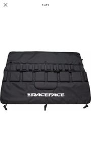 RaceFace Tailgate Pad: 57 SM/MD NEW