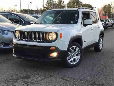 New 2018 Jeep Renegade FWD