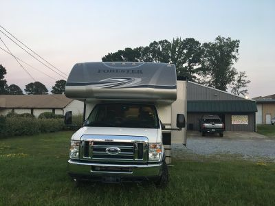 2016 Forest River Forester 3171DS