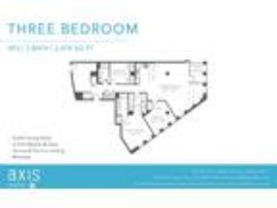 Axis Apartments & Lofts - 3 BR Loft