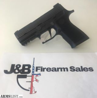 For Sale: Sig Sauer P320 X-Carry 9mm