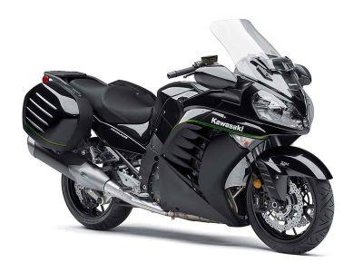 2016 Kawasaki Concours 14 ABS Touring Motorcycles Winterset, IA
