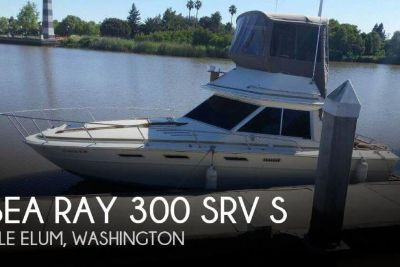 1980 Sea Ray 300 SRV S