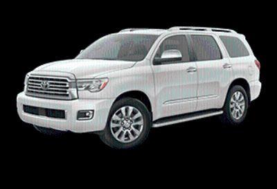 2019 Toyota Sequoia Platinum ()