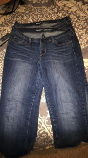 Old navy sz 10 short curvy jeans $8 each or $15 both