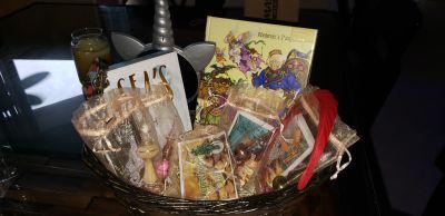 Fairy tale gift basket