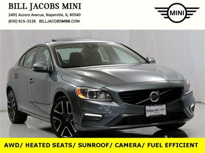 2018 Volvo S60 T5 Dynamic (Osmium Gray Metallic)