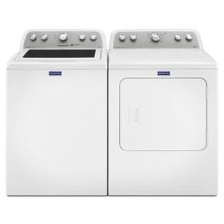 SALE! Maytag Bravos Washer and Dryer Pair MVWX655DW/MEDX655DW
