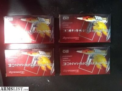 For Sale: Hornady Superformance 308 WIN 165 GR SST