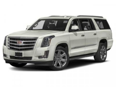2019 Cadillac Escalade ESV Luxury (Dark Adriatic Blue Metallic)