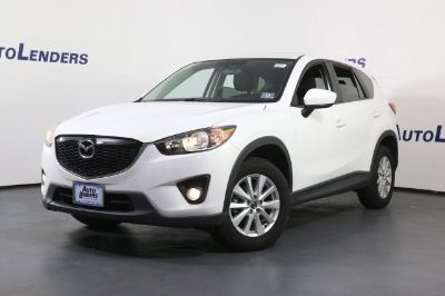 2013 Mazda CX-5 Touring (Crystal White Pearl)