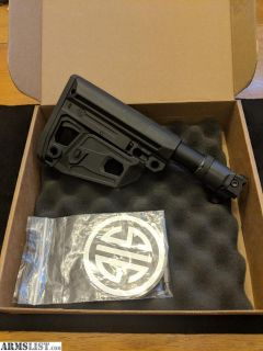 For Sale: Sig Sauer MCX MPX buffer adapter M4 Ar15 Stock