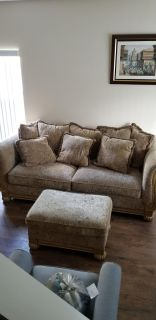 Sofa set great condition