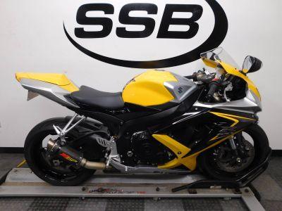 2008 Suzuki GSX-R600 Sport Motorcycles Eden Prairie, MN