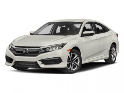 2017 Honda CIVIC SEDAN LX (Lunar Silver Metallic)