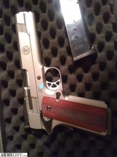 For Sale: Smith and Wesson performance center RARE