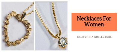 Purchase Affordable Necklaces for Women in California