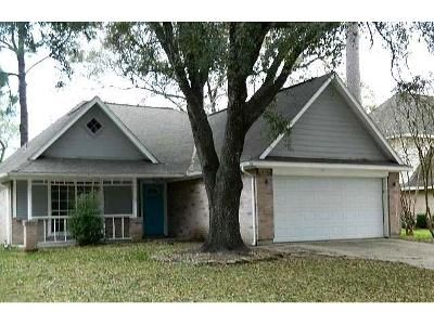 4 Bed 2 Bath Foreclosure Property in Humble, TX 77346 - Pines Place Dr