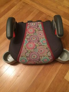 Gracie Booster Seat