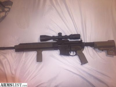 For Sale: Adams Arms AR-15