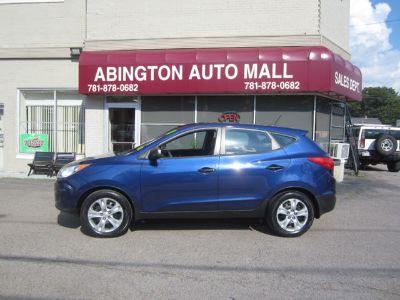 2011 Hyundai Tucson GL (Iris Blue)
