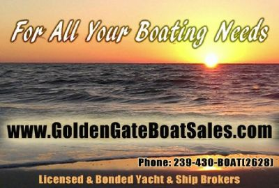 FREE Personalized Yacht & Boat Search at GOLDEN GATE BOAT SALES