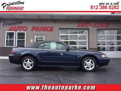 2001 Ford Mustang Base (BLUE)