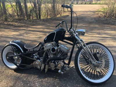 2019 Rods & Rides DROP SEAT BOBBER