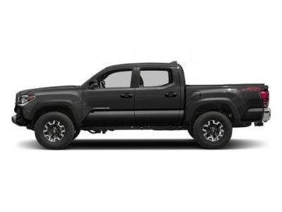 2018 Toyota Tacoma TRD Off Road Double Cab 6' Bed (Magnetic Gray Metallic)