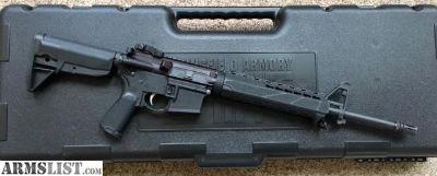 For Trade: Springfield Armory Saint AR15