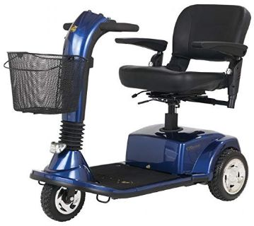 mobility scooter and lift