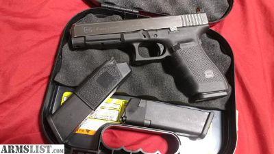 For Sale: Glock 41 Gen 4 Battleworn