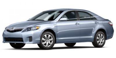 2011 Toyota Camry Hybrid Base (Magnetic Gray Metallic)