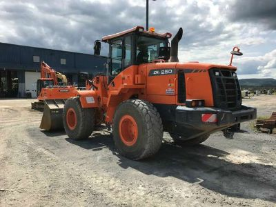 2014 Doosan Construction DL250-3