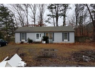 3 Bed Preforeclosure Property in Absecon, NJ 08205 - S Willow Ave
