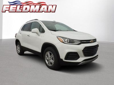2018 Chevrolet Trax 1LT (summit white)