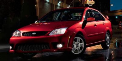 2007 Ford Focus ZX5 S ()