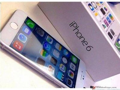 $600, Apple iPhone 6 Gold 128gb 4.7 LCD Unlocked GSM Cell Phone