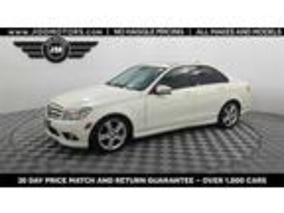 Used 2010 Mercedes-Benz C-Class White, 106K miles