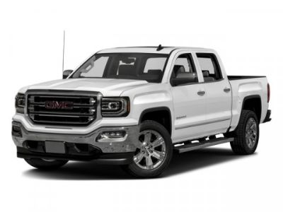 2017 GMC Sierra 1500 SLT (Summit White)
