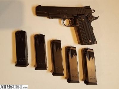 For Sale: Para 1911 P14-45 Black Ops