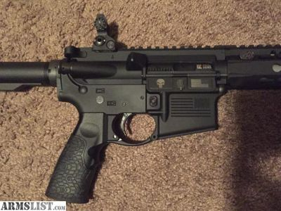 For Sale: Custom AR15 .223 with high quality parts + extras