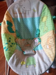 Baby lounger great condition!