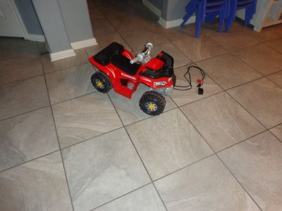 Fisher Price Power Wheels Kawasaki