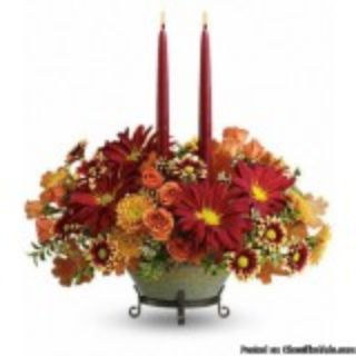 Celebrate Thanks Giving Flowers Day