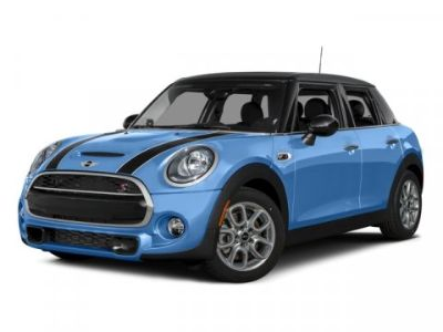 2015 MINI Cooper Hardtop 4 Door (Blue)
