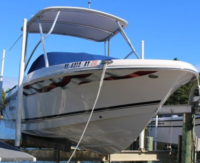 2015 ROBALO R207 DUAL CONSOLE - 54 HOURS!