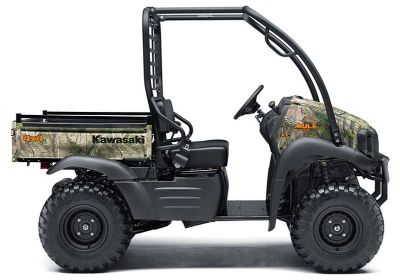 2019 Kawasaki Mule SX 4X4 XC Camo Utility SxS South Haven, MI